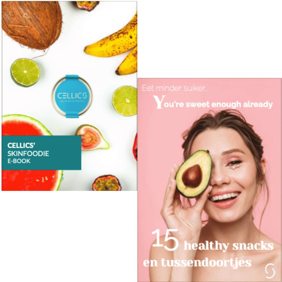 Cellics skin nutrition company GRATIS e-books